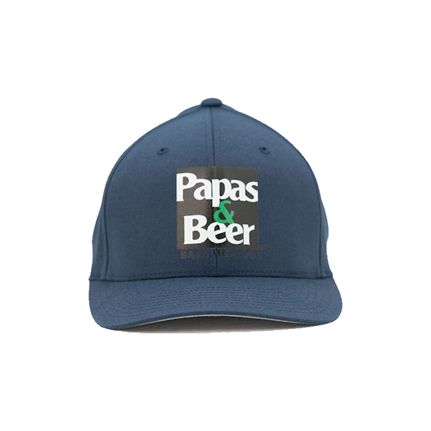 Original Square Flexfit Hat - Navy