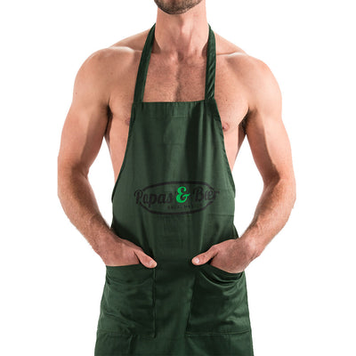 Steak Apron - Green