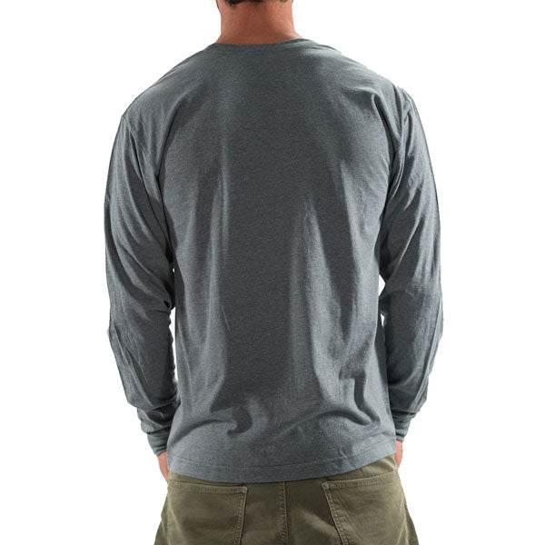 El Original Long Sleeve - Charcoal Grey