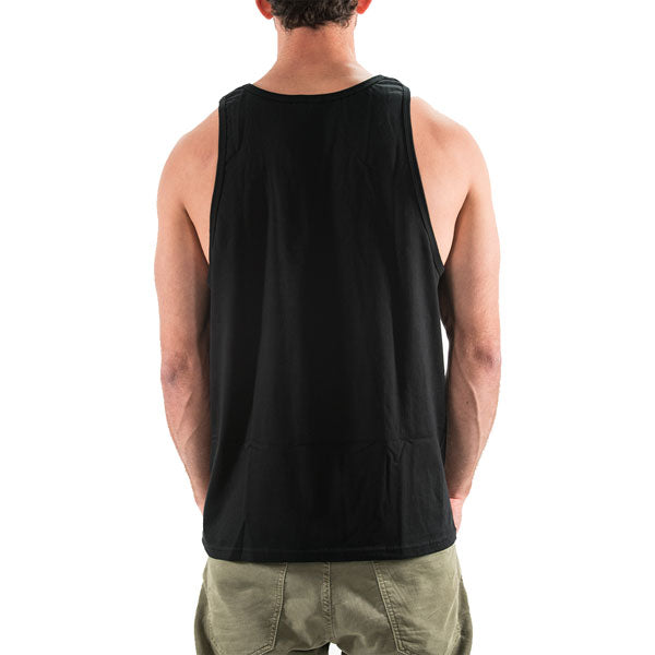 Save Water Drink Beer Tank - Black