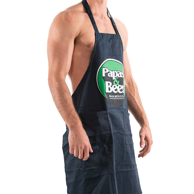 Team Apron - Navy