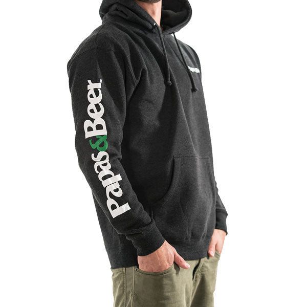Uniform Pullover Hoodie - Charcoal