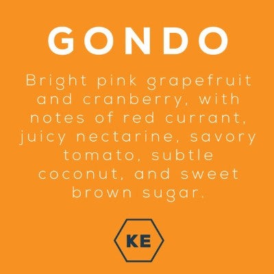 Highlight on Gondo- Balanced Bright and Savory Flavors