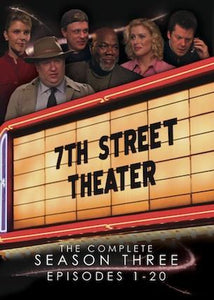 7th Street Theater Complete Season Three - Church Rental