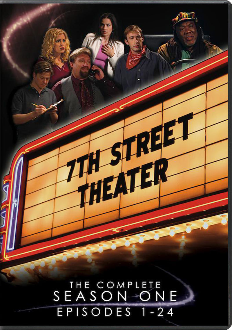 7th Street Theater Complete Season 1 - DVD