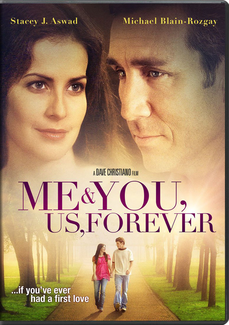 Me & You, Us, Forever - DVD