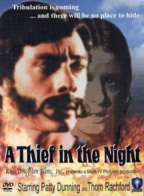 a thief in the night movie dvd