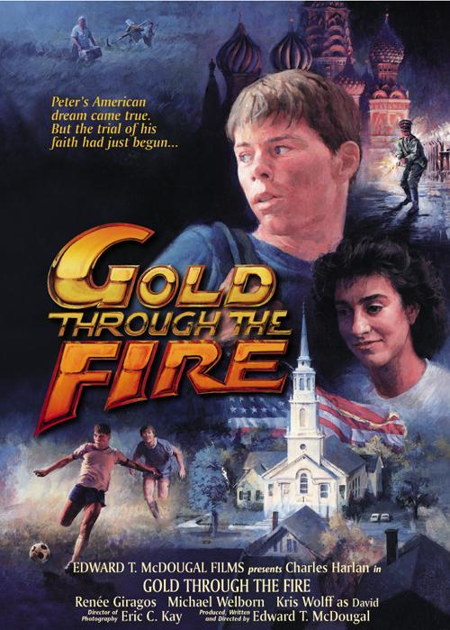 gold through the fire movie dvd