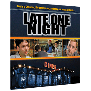 Late One Night - Evangelism DVD - 100 Pack