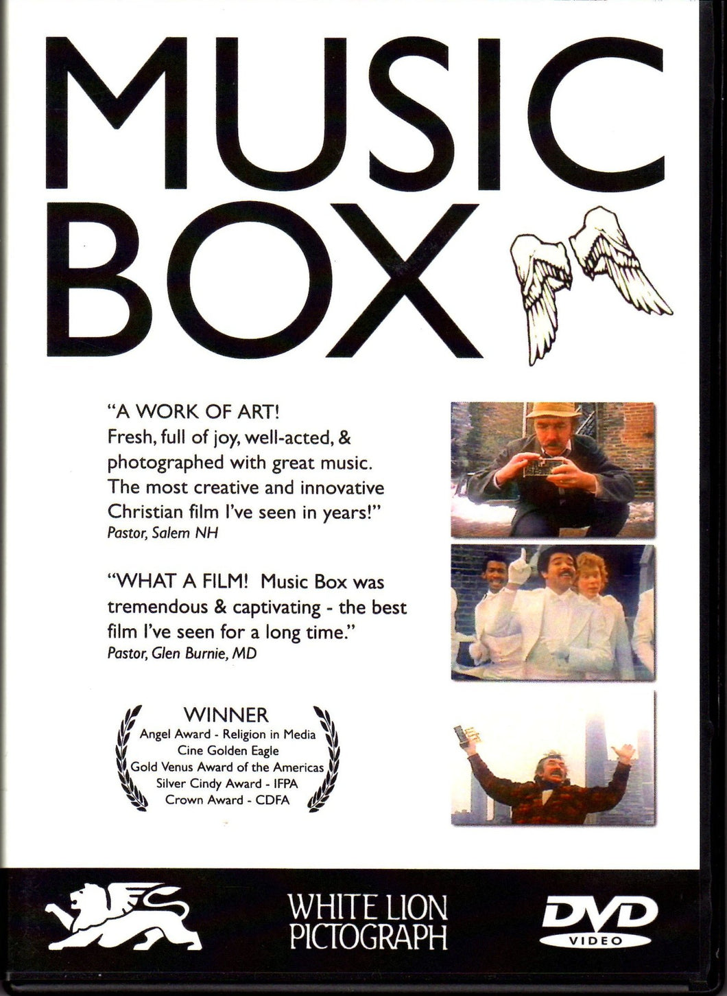 music box movie dvd