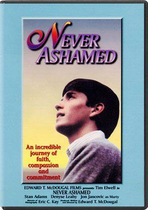 never ashamed movie dvd