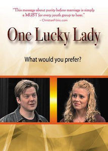 one lucky lady movie dvd