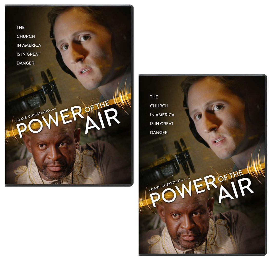 Power Of The Air - DVD - 2 Pack