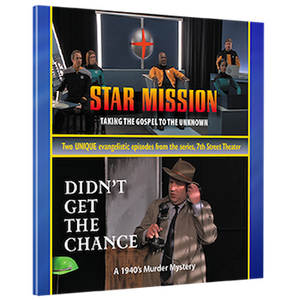 star mission didnt get chance movie dvd [ack