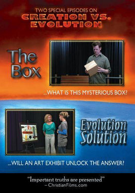 the box evolution solution documentary movie dvd pack