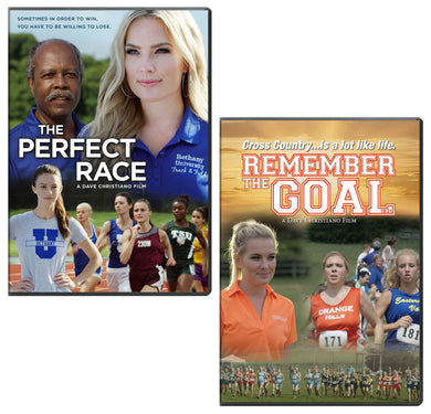 The Perfect Race & Remember The Goal - DVD 2-Pack