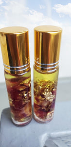 Rose Gold Lip Oil