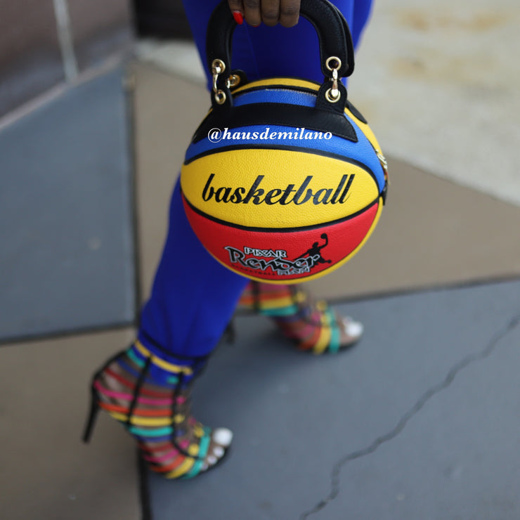 Globetrotters Basketball Bag ships by 4/20
