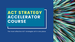 ACT Strategy Accelerator Course on Teachable