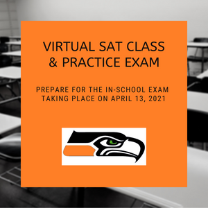 Virtual SAT Class and Practice Exam for H. Frank Carey High School