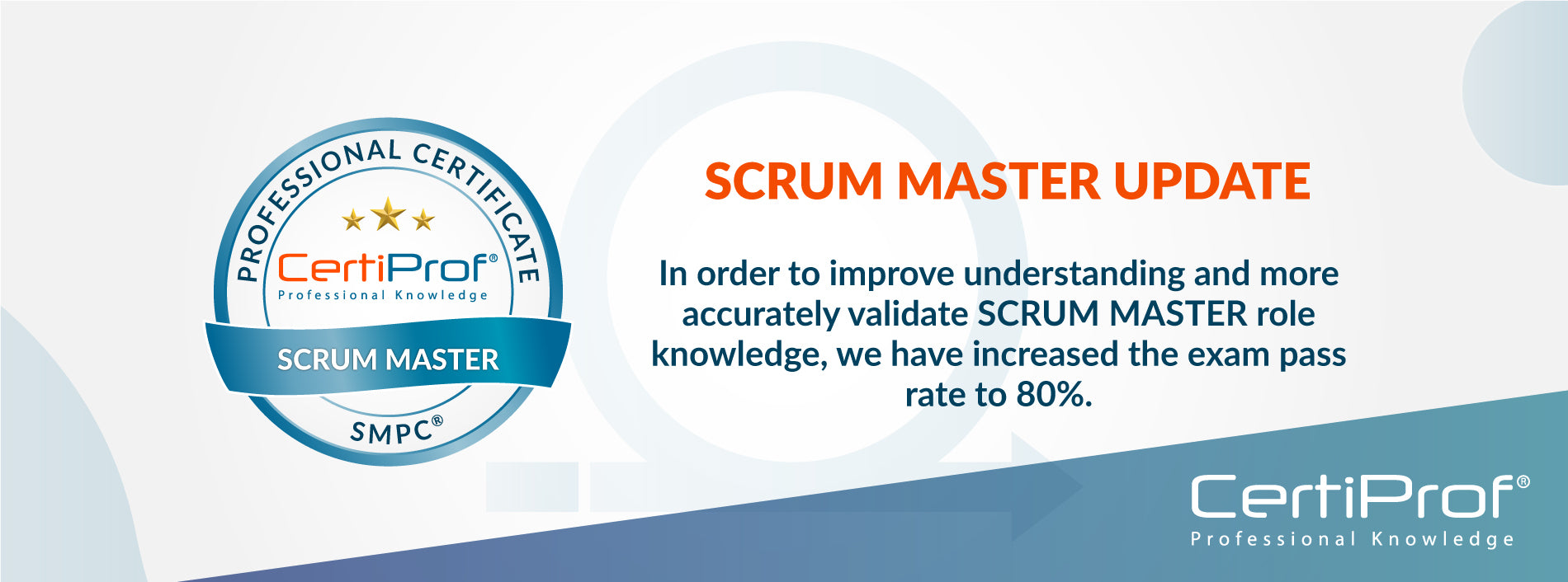 SMPC Scrum Master CertiProf Quality Reviews