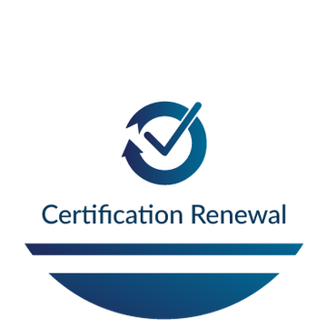 Certification Renewal Fee