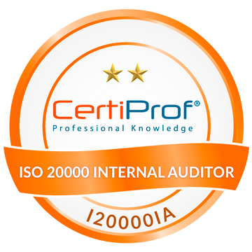 ISO/IEC 20000 Internal Auditor (I20000IA)