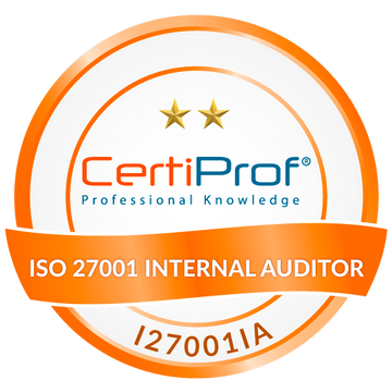 ISO/IEC 27001 Internal Auditor (I27001IA)
