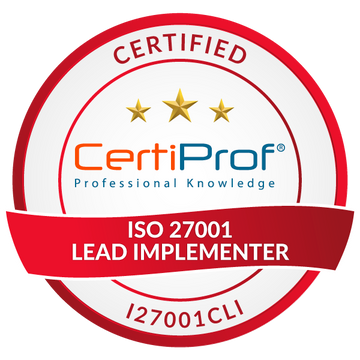ISO 27001 Certified Lead Implementer (I27001CLI)