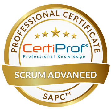 Scrum Advanced Professional Certificate - (SAPC)