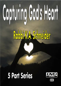 Capturing God's Heart DVD or CD Series
