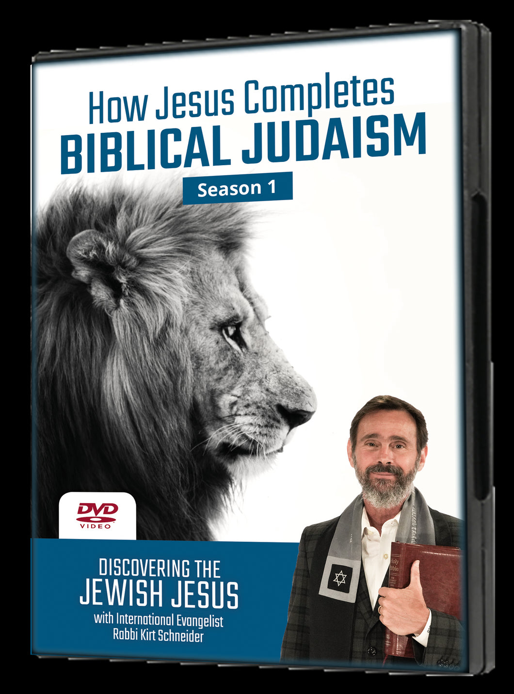 How Jesus Completes Biblical Judaism Season 1