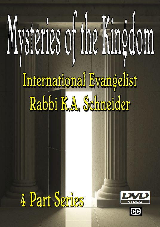 Mysteries of the Kingdom DVD or CD Series