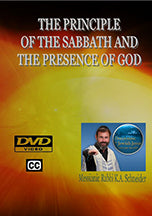 The Principle of the Sabbath and The Presence of God - New 2014