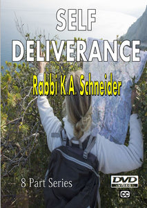 SELF DELIVERANCE DVD or CD Series