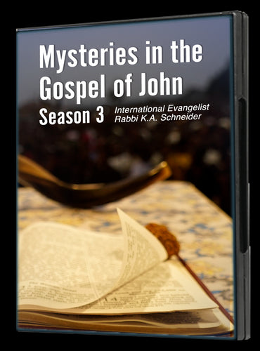 Mysteries in the Gospel of John Season 3