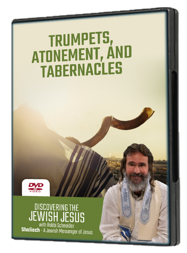 Trumpets, Atonement, and Tabernacles