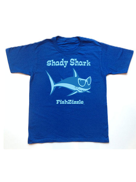 Kids Shark T-Shirts - FishZizzle