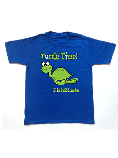 Turtle Kids T-Shirt - FishZizzle