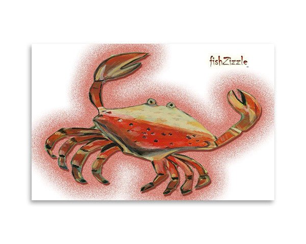 Crab Fish Table Mat - FishZizzle