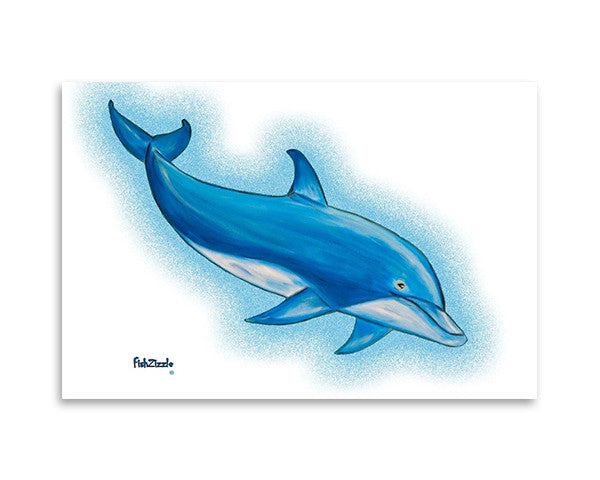 Dolphin Fish Table Mat - FishZizzle