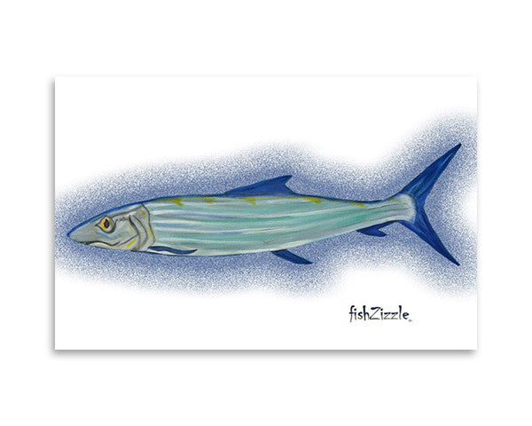 Bonefish Table Mat - FishZizzle