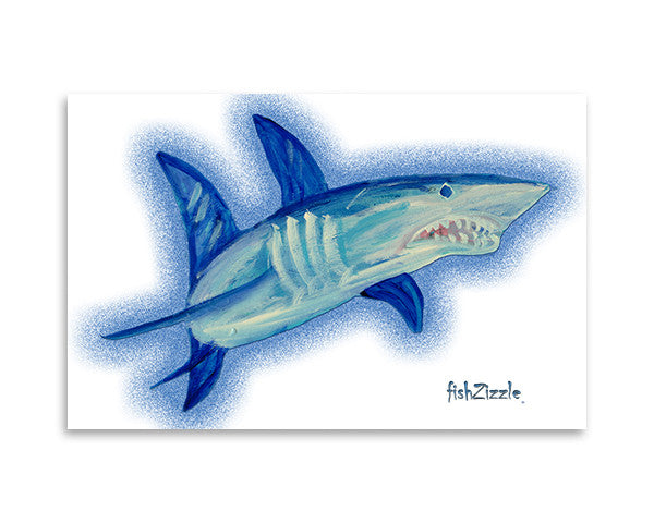 Shark Table Mat - FishZizzle