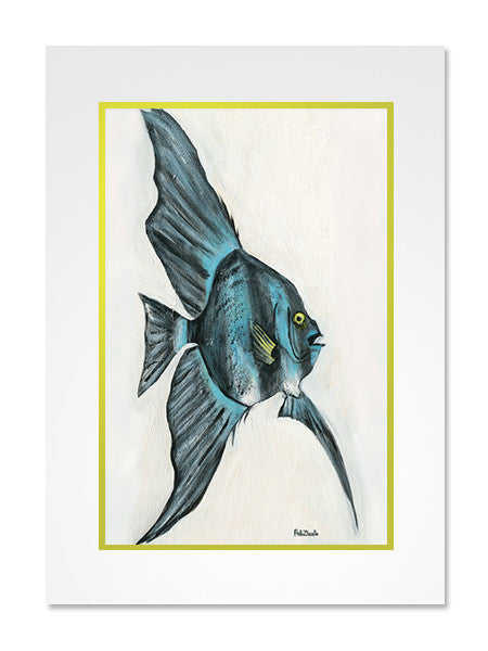 Reef Fish Print - FishZizzle