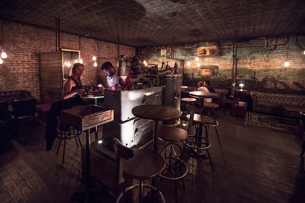 The Speakeasies in the neighborhood you have to visit.