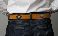 Limited Edition: Amarillo Woven Belt