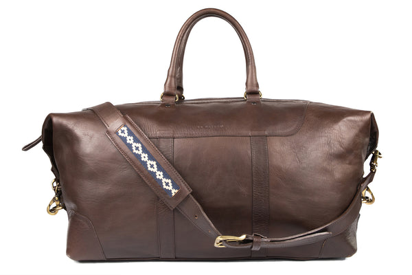 Portador All Leather Travel Bag