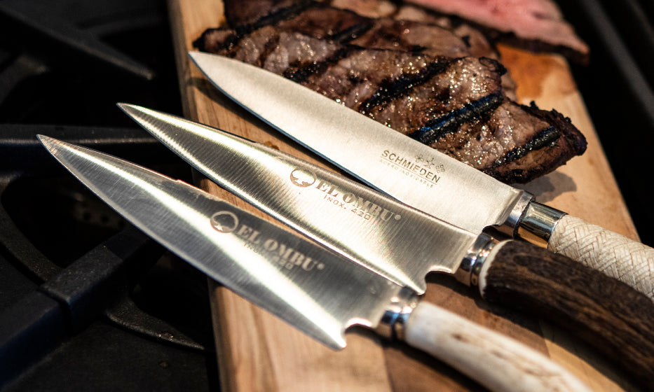 Limited Issue Chavo Marron Knife
