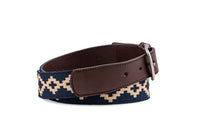 Corbina Belt - Chocolate Leather