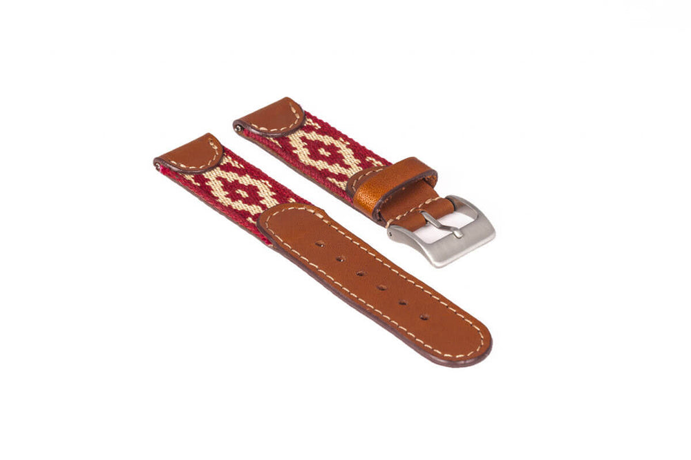 Mendoza Quick Release Watch Band - 20mm